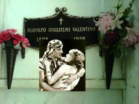 Famous Graves at the Hollywood Forever Cemetery - YouTube
