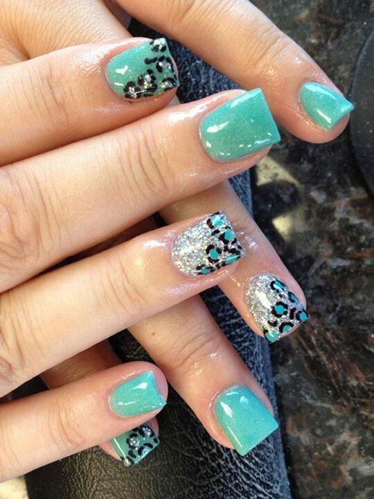 102 best i love tiffany blue images on pinterest bedroom tiffany blue meets animal print prinsesfo Gallery