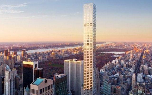I nuovi appartamenti di lusso sui tetti di New York Il nuovo edificio 432 Park Avenue di New York: 104 appartamenti di lusso in una struttura elegantissima e curata nei minimi dettagli. Bagni e cucine di rifinitura con le rubinetterie Dronbracht, un p #lusso #appartamenti #newyork