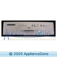 Whirlpool Part Number 8557773: PANEL-CNTL PANEL - CONTROL WAS 8542339 TC0207.  #Whirlpool #MajorAppliances