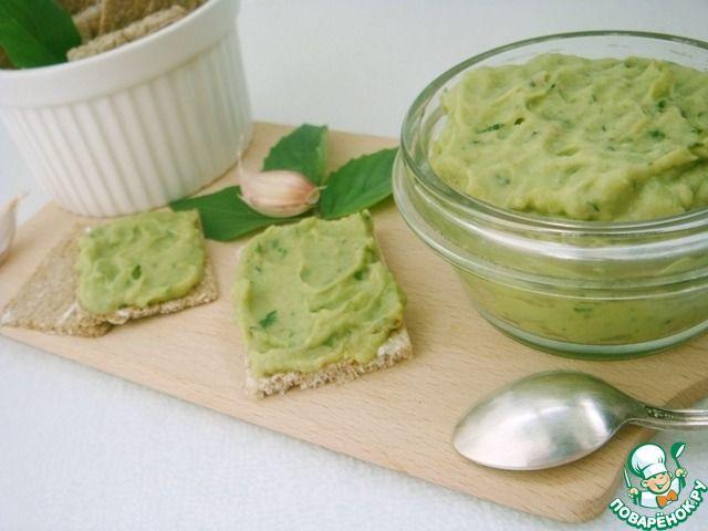 Соус из авокадо и базилика ингредиенты