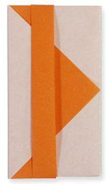 Origami Note Case