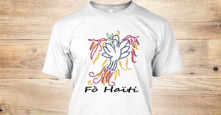 Discover Hope For Haiti T-Shirt from Fò HAITI Shop, a custom product made just for you by Teespring. With world-class production and customer support, your satisfaction is guaranteed. - « Fò Haiti » means Strong Haiti   because this...
