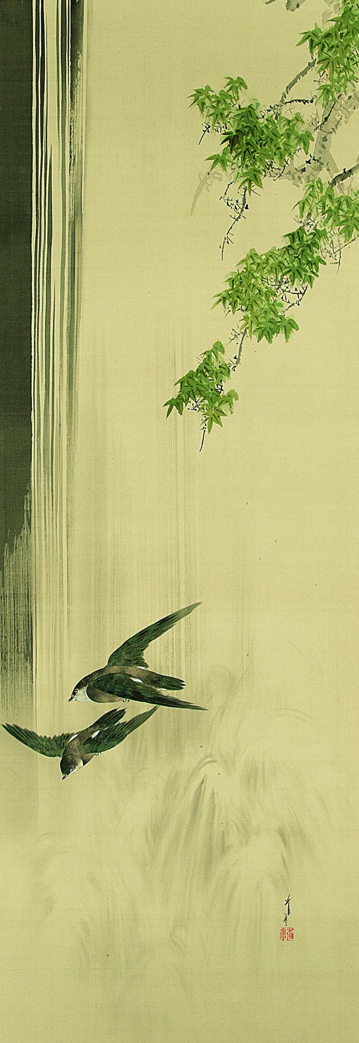 洋風表現を取り入れた、洒脱な花鳥画が特徴 蘇る!孤高の神絵師 渡辺省亭展を3月18日~4月9日まで開催|プレスリリース配信サービス【@Press:アットプレス】