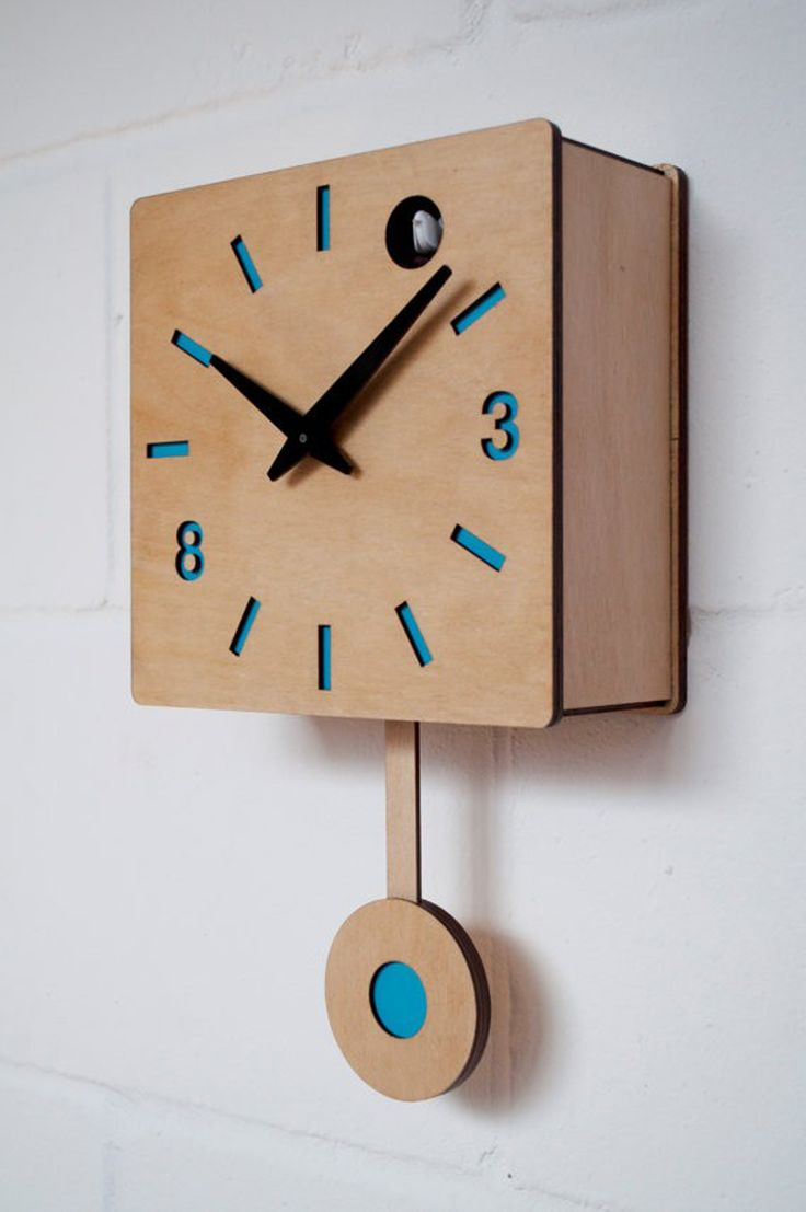 25 best ideas about contemporary cuckoo clocks on pinterest modern cuckoo clocks clocks - Contemporary cuckoo clock ...