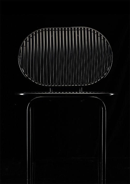 ROLL Collection Chair by Verena Hennig #verenahennig #rollcollection