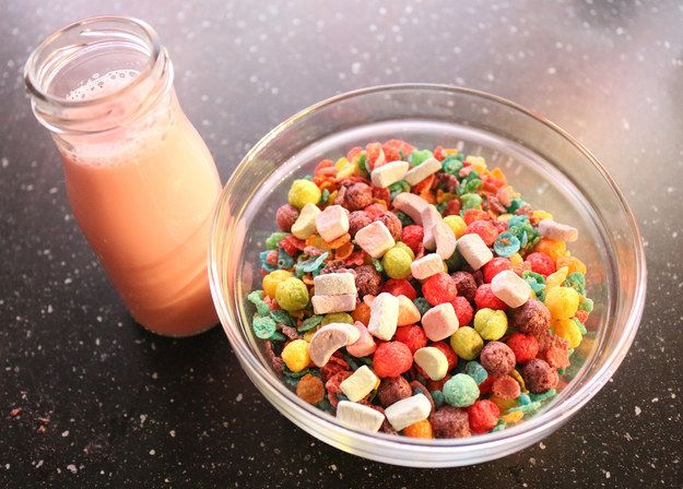 Cereal Killer Cafe Opens in London