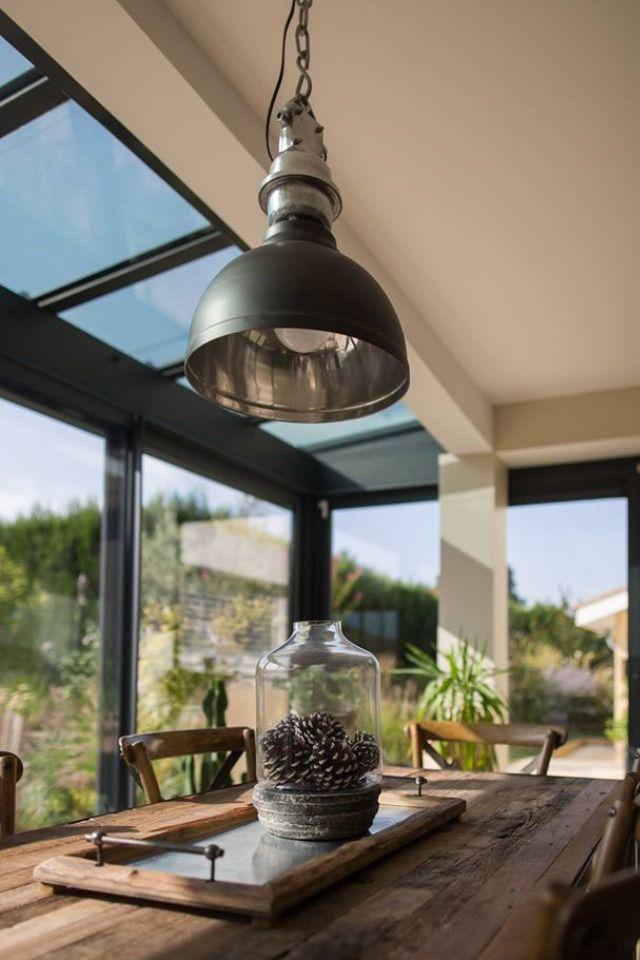 La Veranda Traditionnelle Grandeur Nature Veranda Aluminium Veranda Vieilles Maisons De Campagne