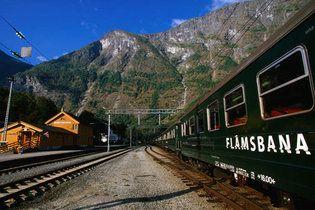 Bergensbanen - Najpiękniejsza podróż pociągiem (link : pociągiem po Europie - Norwegia )