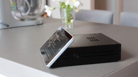 RaspTouch : un lecteur audio haute résolution avec Raspberry Pi 3, écran tactile et DAC Sabre