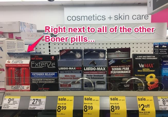 10 Best Male Enhancement Pills At Walmart And Walgreens Male