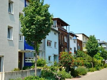 Vauban - the hippier side of hippie-town