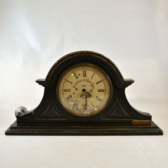 20 best clock case collages images on pinterest old clocks antique clocks and altered art - Steampunk mantle clock ...