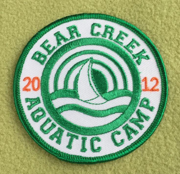 Girl Scouts Kentuckiana 100Th Anniversary Year Patch Bear -9631
