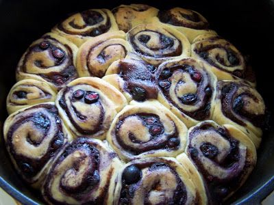 Dutch Oven Madness!: Blueberry Cinnamon Rolls plus many many more great recipes a real wealth of information and knowledge.....John