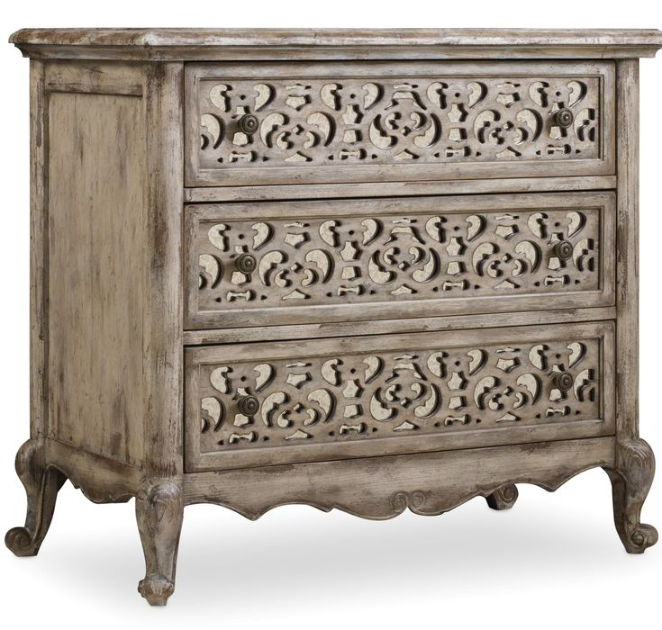 shop for the hooker furniture chatelet fretwork nightstand at stoney creek furniture your toronto hamilton vaughan stoney creek ontario furniture - Hooker Furniture Outlet