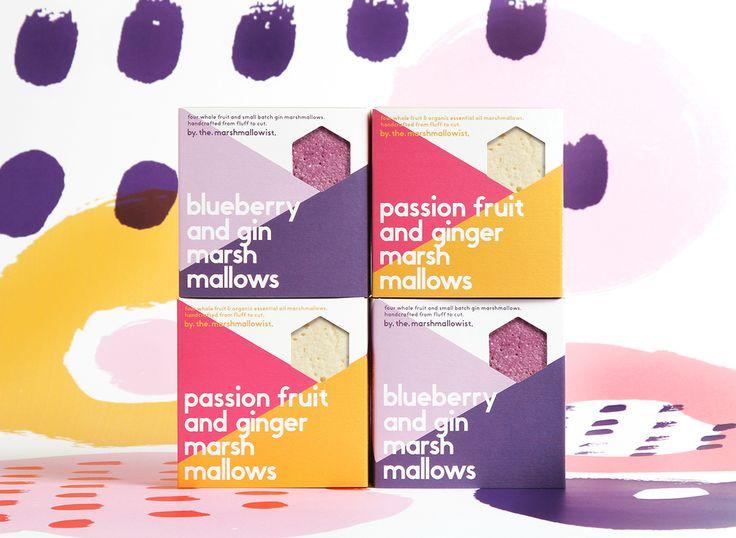 Selfridges MarshmallowPatterns #packaging #styling