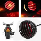 ◕☾ Motorcycle Ribbed Round Tail Brake Light For Custom Harley Sport Bobbe... http://ebay.to/2mkNFdS