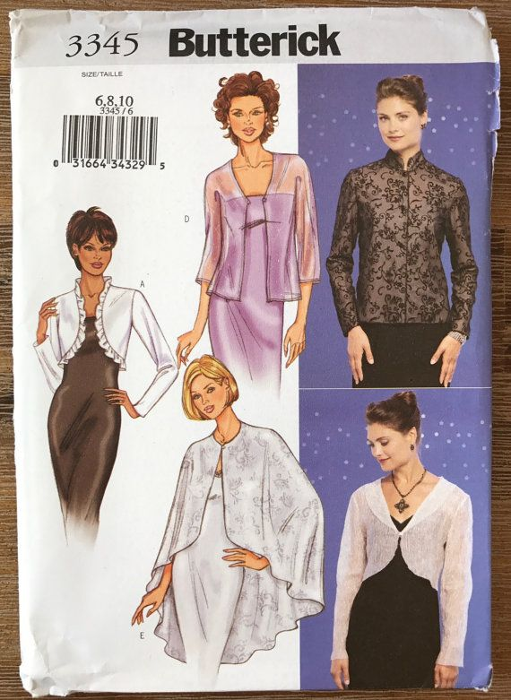 The 16 best Sewing Patterns- Jacket/Blazers images on Pinterest ...