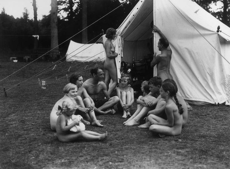 Campings naturistas en Espaa - vayacampingnet