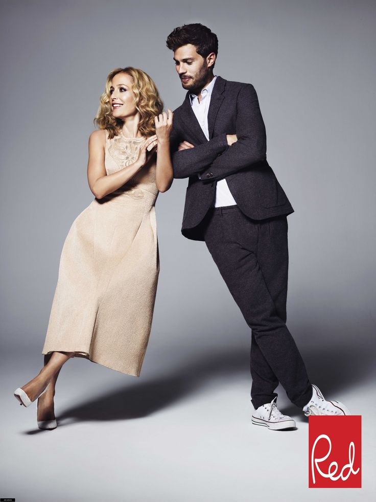 The Fall - Stella Gibson  Gillian Anderson and Jamie Dornan