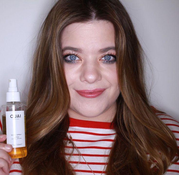 Best sea salt spray: Ouai - CosmopolitanUK