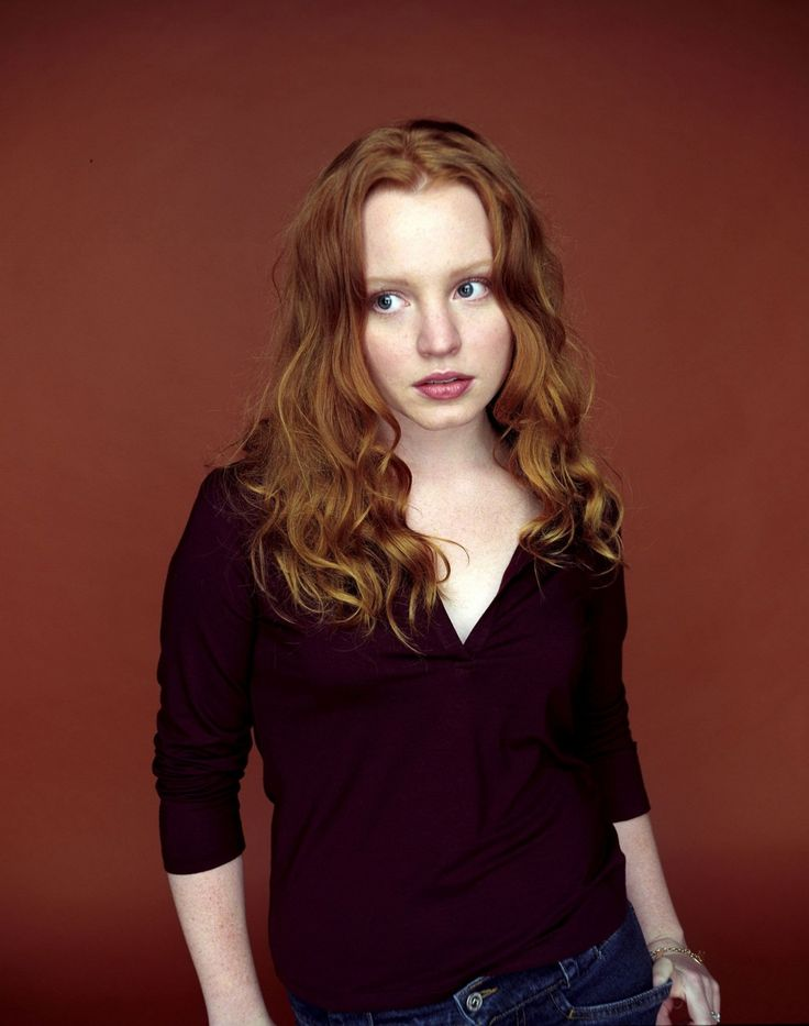 Lauren Ambrose (February 20, 1978) American actress, o.a. known from the series of ´Six feet under´.
