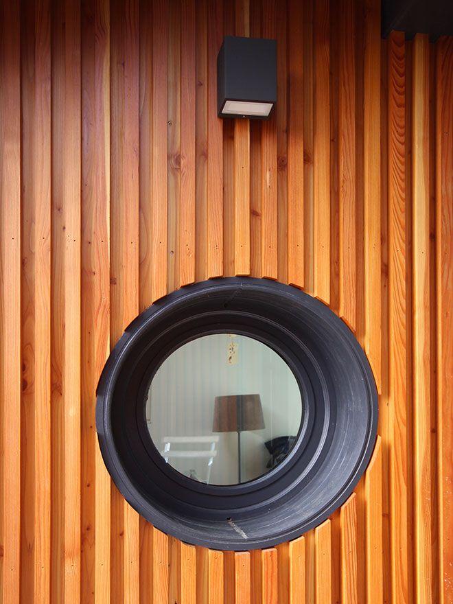 les 25 meilleures id es de la cat gorie bardage douglas sur pinterest bois douglas bardeaux. Black Bedroom Furniture Sets. Home Design Ideas