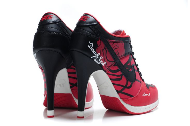 Nike High Heel Sneakers