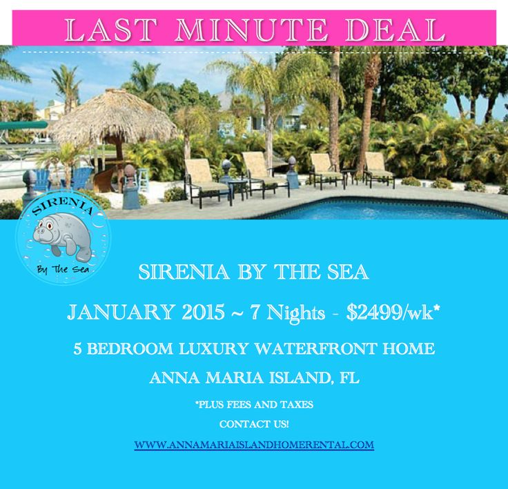 Last minute travel deals to florida