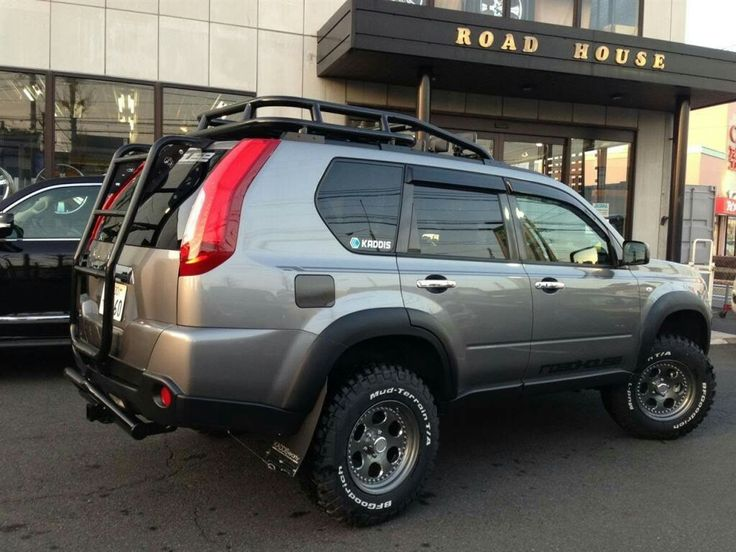 ✖ Trail T 30 modified mud-wheels