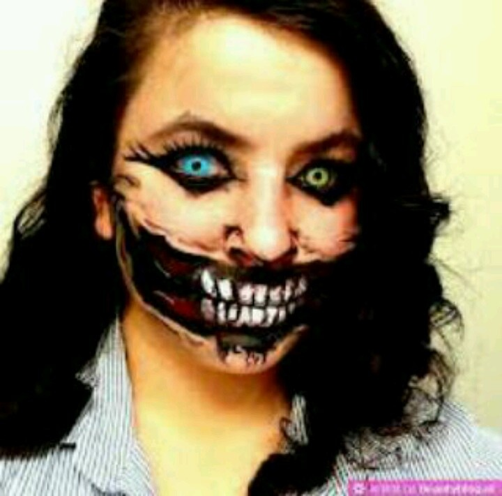 5530 best Amazing Halloween makeup ideas images on Pinterest ...