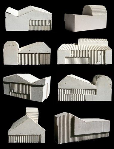 plaster model architecture - Google Search