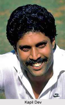 Kapil Dev is a former Indian Cricketer under whose captaincy Indian Cricket Team won 1983 World Cup. He was India's leading pace bowler during the 1980's. Know more about his life and career here. #sports #cricket #games