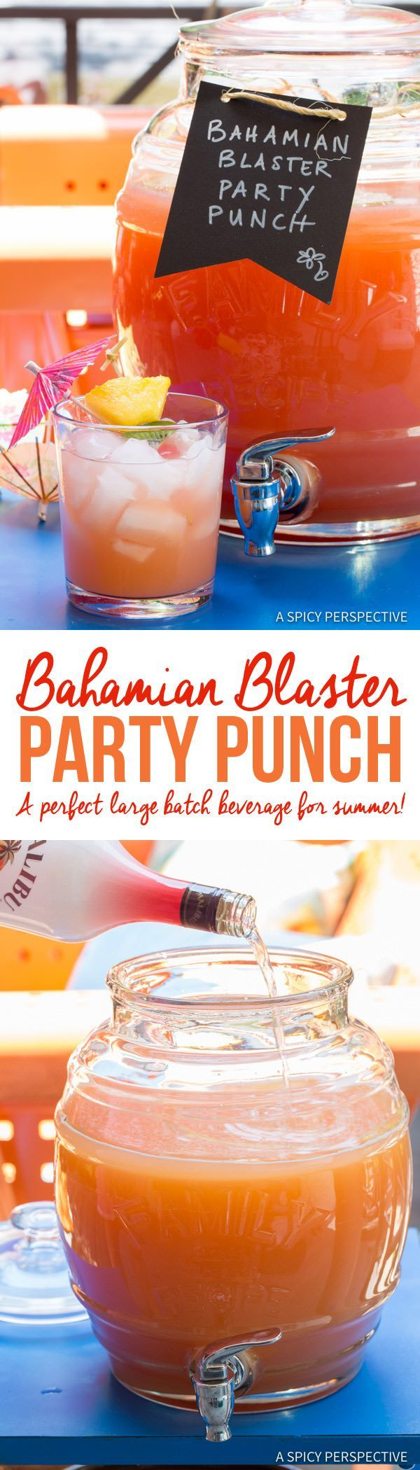 Summer Alcoholic Punch Recipes: 25+ Best Ideas About Summer Alcoholic Punch On Pinterest