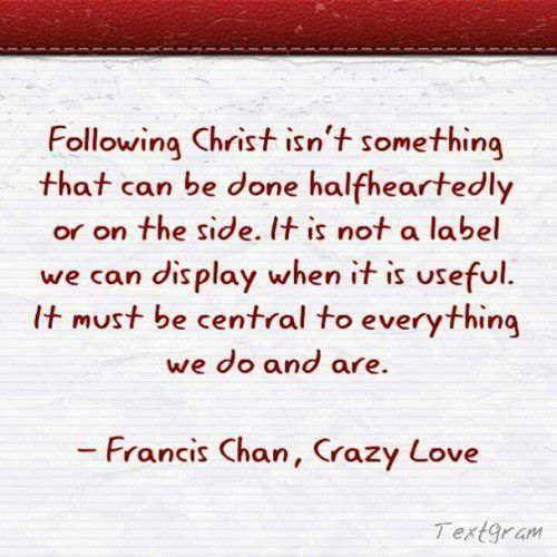 Following Christ...More at http://ibibleverses.com
