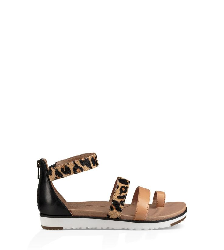 Shop the Women's Mina Leopard Sandal on the Official UGG® website and get free shipping & returns on all orders from UGG.com.