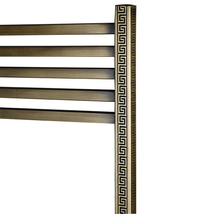 Versace Design Gold Old Aging Towel Rail