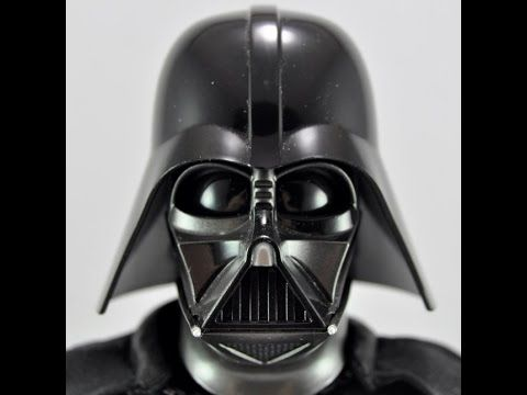 Electrified Porcupine - Toys, Collectibles, Action Figures, Music, WWE, and More!: Darth Vader (Return of the Jedi) Sixth Scale Delux...