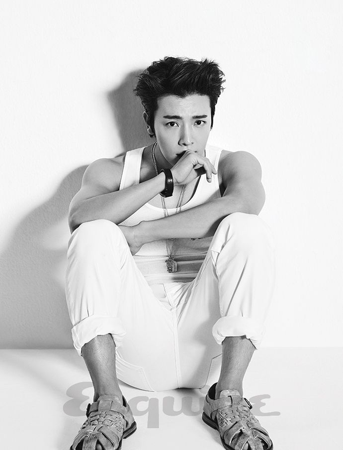 Super Junior's Donghae Is Featured on Esquire Magazine and Elle Magazine | Koogle TV