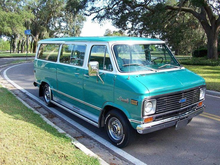 1970s hot rod vans | by oldboxvan 2012 09 01 02 10 chevy 1976 chevy van 1968 chevy van