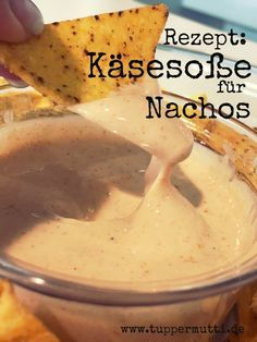 Rezept: Käsesoße für Nachos selbermachen, kochen mit Tupper, Mikrokanne, microCook, tupperware