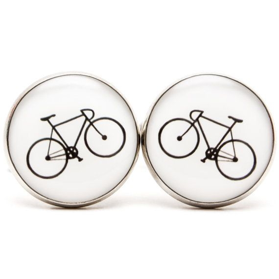 ••• MOUNTAIN BIKE CUFFLINKS •••  • You can find other cufflinks: https://www.etsy.com/shop/KUKAJTUcom?section_id=14895678&ref=shopsection_leftnav_8  ❣ ▬▬▬▬▬▬▬▬▬ ❣ ❣ ❣ ▬▬▬▬▬▬▬▬▬ ❣  • The picture is printed and glued on blanks and protected with a cover of glossy resin. • You can choose from
