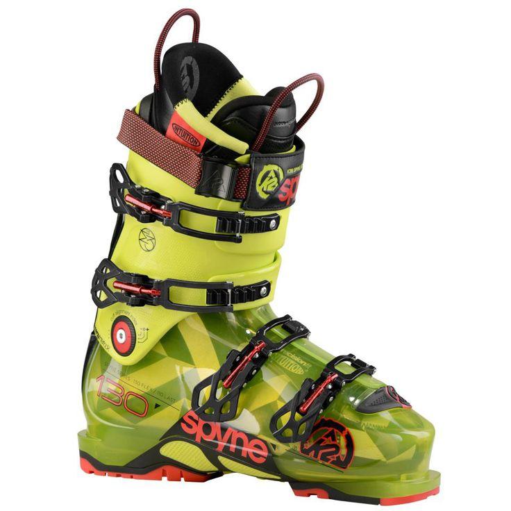 K2 SpYne 130 HV Ski Boots 2015 | K2 Skis for sale at US Outdoor Store