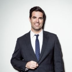 Exclusive interview with Rob Delaney