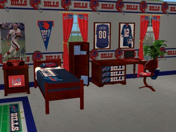 Buffalo Bills Rooms Images Google Search Buffalo Bills