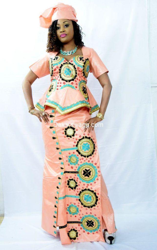 Sehr Les 25 meilleures idées de la catégorie Mode senegalaise sur  TS55