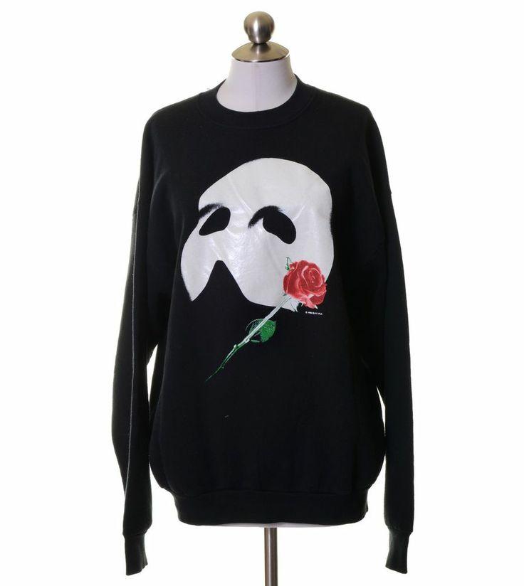 The Phantom of the Opera Vintage Sweatshirt