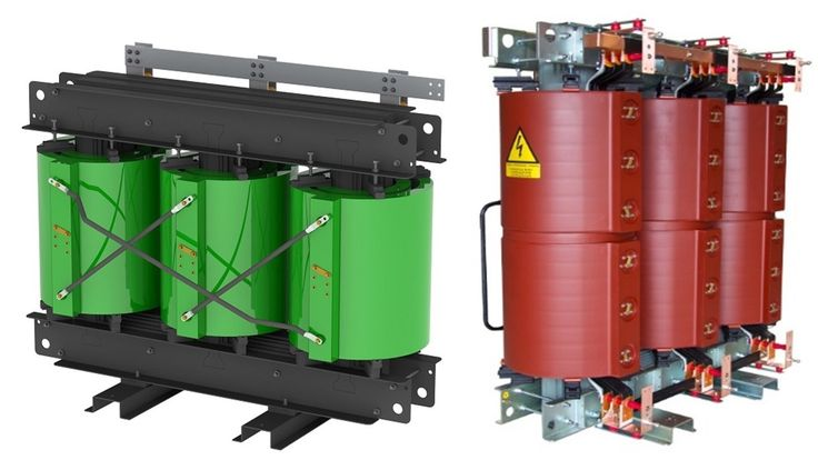 A dry type model of a transformer doesn't use any insulating oil or coolant to immerse the windings with core. Dry type transformers India use air pressure to cool down the temperature.