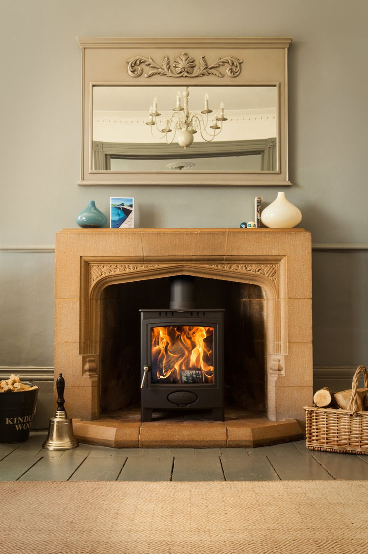The DEFRA exempt Ecoburn Plus stove enables you to burn wood in the UK's Smoke Control Areas. It has been developed to meet DEFRA's stringent exemption standards and combines simple, clean styling with the practical needs of today's stove users